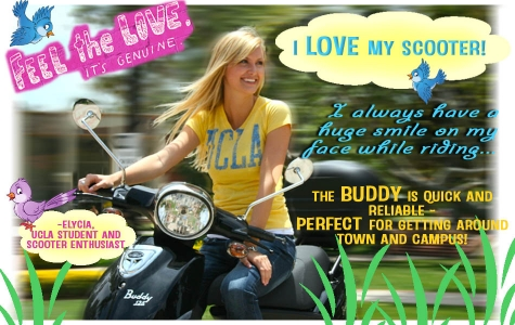 Route 66 Modern Classics Scooter Sales Ad